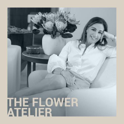 The Flower Atelier's Inspiring Entrepreneurial Journey. Read full story.