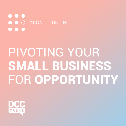 Pivoting Your Small Business For Opportunity