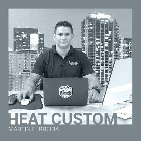 OUR CLIENT HEAT CUSTOM PIVOTING TO THRIVE