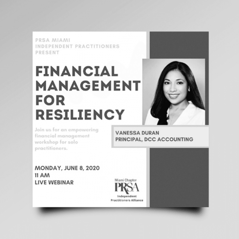 Financial Planning and Resiliency for Sole Practitioners