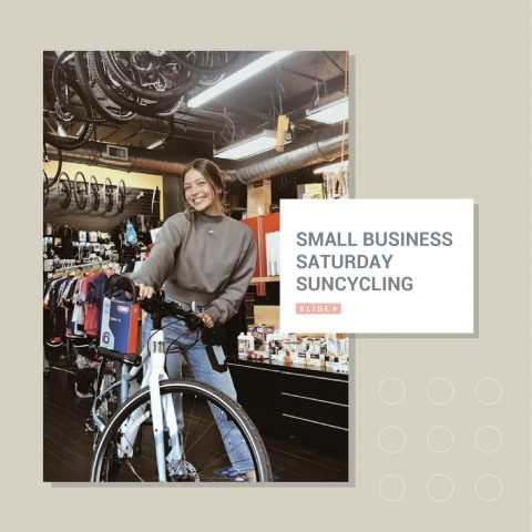 Small Business Saturday - SunCycling