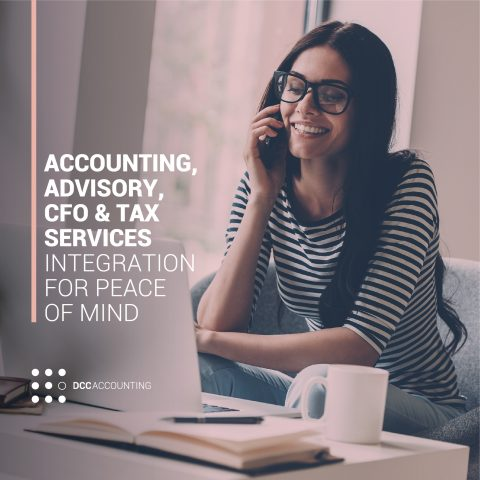ACCOUNTING, ADVISORY, CFO & TAX SERVICES INTEGRATION FOR PEACE OF MIND